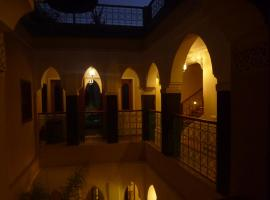 Riad Bianca, hotel near Yves Saint Laurent Museum, Marrakesh