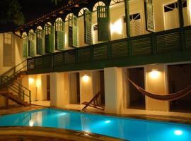 Casa Frankie, hotel near Lion's Palace, São Luís