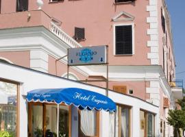 Hotel Eugenio, hotel near Cartaromana Beach, Ischia
