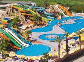 VONRESORT Elite & Aqua - Ultra All Inclusive & Kids Concept, hotel with jacuzzis in Side