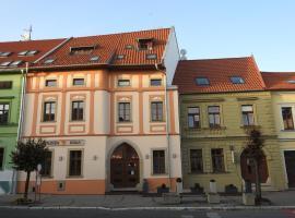 Penzion Kiska Levoča