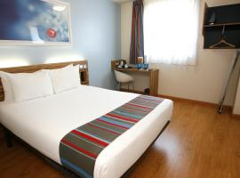Travelodge Barcelona Poblenou, accessible hotel in Barcelona