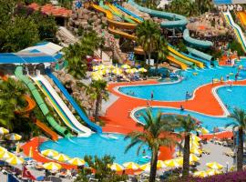 VONRESORT Golden Coast & Aqua - Kids Concept-Ultra All Inclusive, hotel with jacuzzis in Side