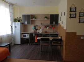 Apartment near Ski Centre Metallurg, self catering accommodation in Yakty-Kul