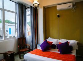 杜芭娜山頂住宿酒店