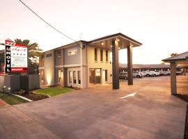 Northpoint Motel Apartments, motel in Toowoomba
