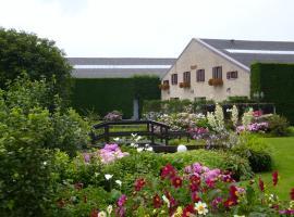 Hoevedomein Polderrust, self catering accommodation in Nieuwpoort