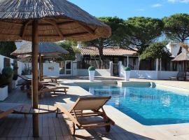 Mas des Rièges & Spa, spa hotel in Saintes-Maries-de-la-Mer