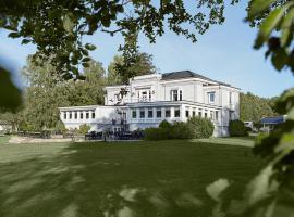 Aspenäs Herrgård, hotell nära Landvetter flygplats - GOT, Lerum
