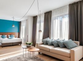 Aparthotel Residence Agenda, aparthotel in Brussel