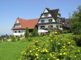 Willa Cetynka, hotel near Gubalowka Mountain, Zakopane