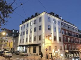 Chiado Arty Flats, Ferienwohnung in Lissabon
