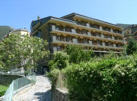 Los 10 mejores hoteles de 4 estrellas de Encamp, Andorra ...