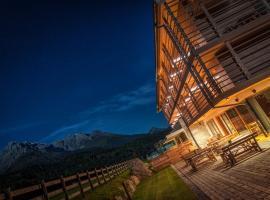 JOAS natur.hotel.b&b, hotel v destinácii San Candido