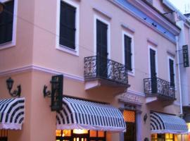 Hotel Byzantino, family hotel in Patra