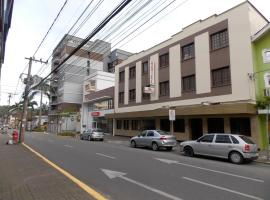 Hotel Mattes, hotel near Joinville Arena, Joinville