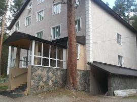 Гостиница Теберда-Чегет