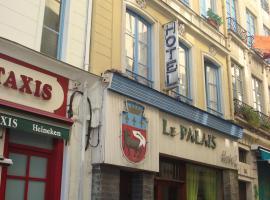 Hôtel du Palais, hotel near Parc des Exposition de Rouen, Rouen