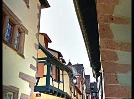 Latérale 9, hotel in Riquewihr