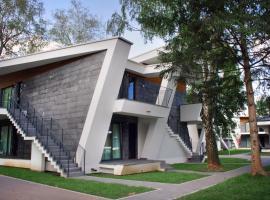 Villas and apartments Oaza