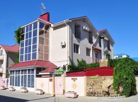 "Pansionat ""Asteri"", отель рядом с аэропортом Аэропорт Витязево - AAQ в Витязеве"