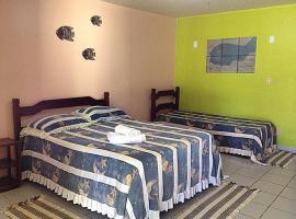 Pousada Laguna Mar, hotel with pools in Marechal Deodoro