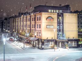 Arctic City Hotel, hotel near Lordi Square, Rovaniemi