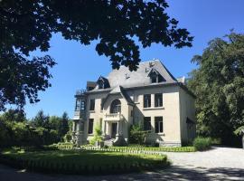Le manoir de Namur