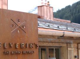 SEVERIN*S – The Alpine Retreat