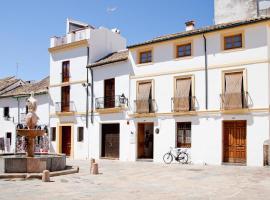 Las Casas del Potro, vacation home in Córdoba