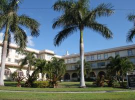 Crystal Bay Hotel, hotel near Treasure Island Golf Tennis Recreation Center, St Petersburg
