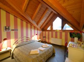 Made in Italy, bed & breakfast a Bergamo