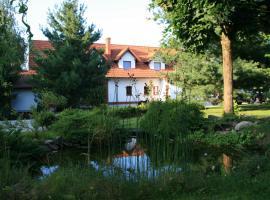 Słoneczne Siedlisko, self catering accommodation in Wąglikowice