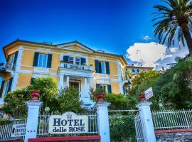 Hotel Delle Rose, hôtel à Rapallo
