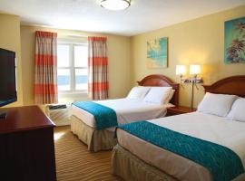 Plim Plaza Hotel, hotel em Ocean City