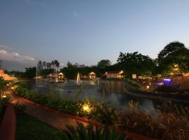 Silent Shores Resort & Spa, hotel with pools in Mysore