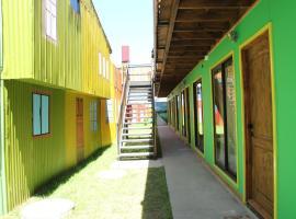 Kapai Departamentos de Turismo