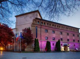 Hotel Monasterio Benedictino, hotel a Calatayud