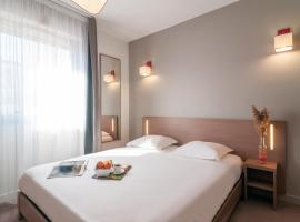 Appart'City Perpignan Centre Gare, accessible hotel in Perpignan