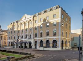Hilton Cambridge City Centre, hotel near Cambridge Airport - CBG,