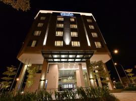 d'Sora Boutique Business Hotel, hotel in Seremban