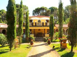 Villa Toscana Boutique Hotel -Adults Only, hotel with jacuzzis in Punta del Este