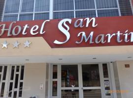 Hotel San Martín, hotel in Tacna