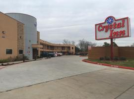 Crystal Inn, motel in Houston