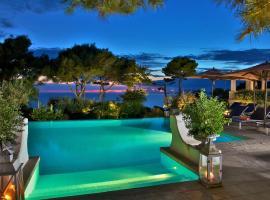 Hotel Orsa Maggiore, hôtel à Anacapri