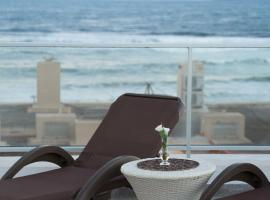 Seaview Hotel Boutique, hotel with jacuzzis in Punta del Este