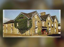 The Llanelwedd Arms Hotel
