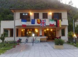 Hotel Ristorante Pizzeria Umbria, hotel a Vallo di Nera