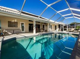 Villa Hillcrest, vacation rental in Cape Coral