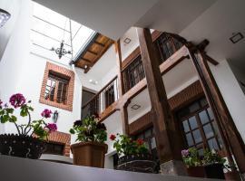Hotel Casa Ecuatreasures Centro Historico